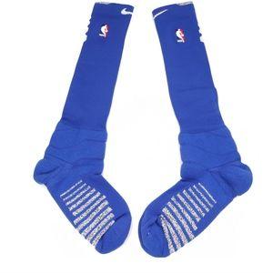 Nike Large NBA Authentics Detroit Pistons Socks